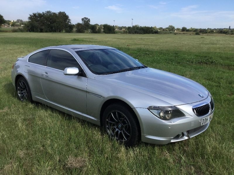 used bmw 6 series 645ci coupe a t e63 for sale in mpumalanga id 1919172. Black Bedroom Furniture Sets. Home Design Ideas