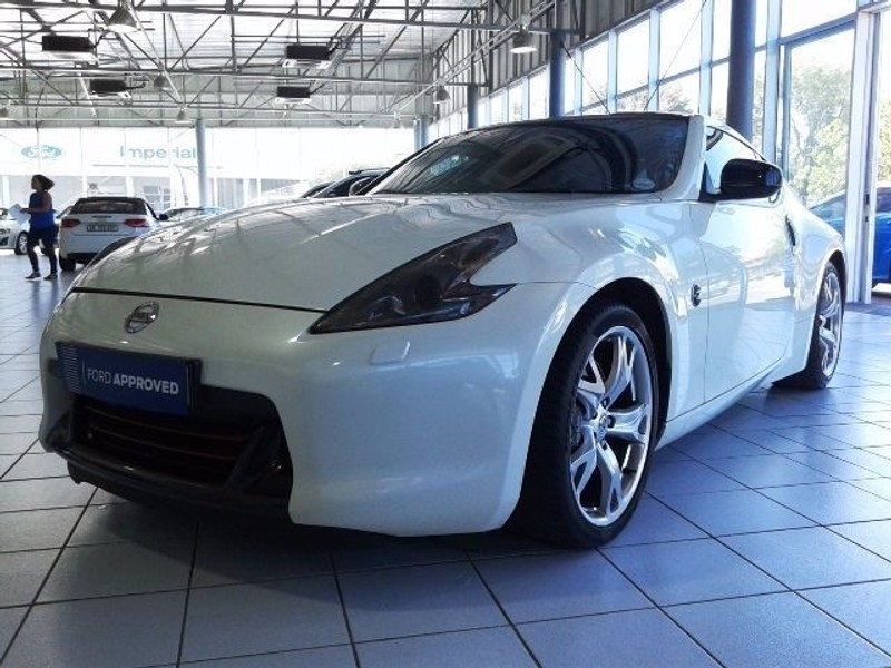 used nissan 370z nissan 370z coupe a t for sale in western cape cars. Black Bedroom Furniture Sets. Home Design Ideas