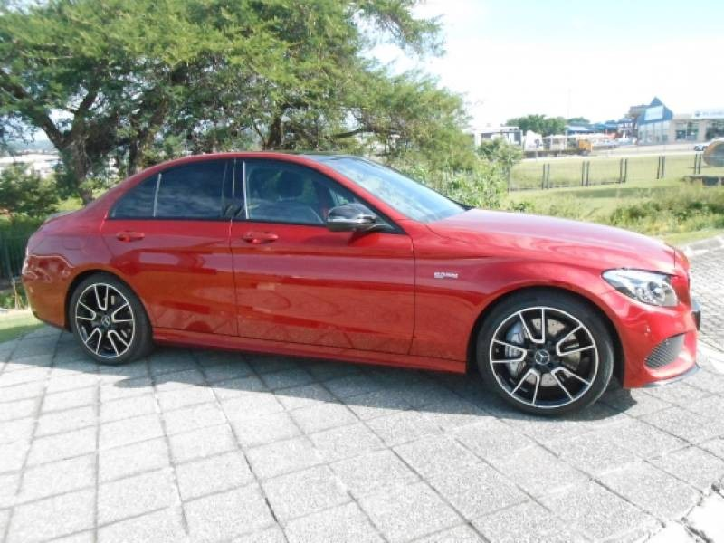 Used mercedes benz c class amg c43 4matic for sale in for Used mercedes benz c300 4matic for sale
