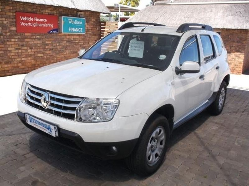 used renault duster 1 6 expression for sale in gauteng id 1919371. Black Bedroom Furniture Sets. Home Design Ideas