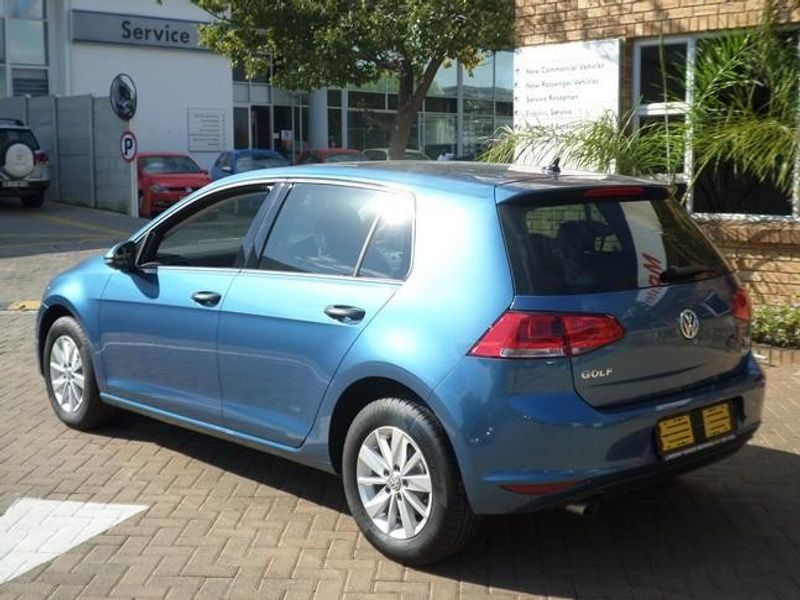 used volkswagen golf vii 1 2 tsi trendline for sale in gauteng id 1919380. Black Bedroom Furniture Sets. Home Design Ideas