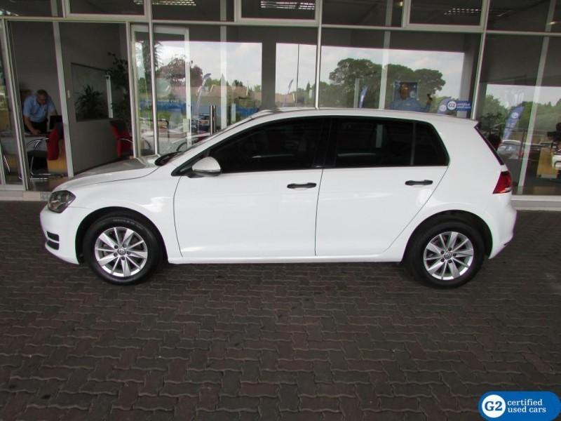 used volkswagen golf vii 1 2 tsi trendline for sale in gauteng id 1919584. Black Bedroom Furniture Sets. Home Design Ideas