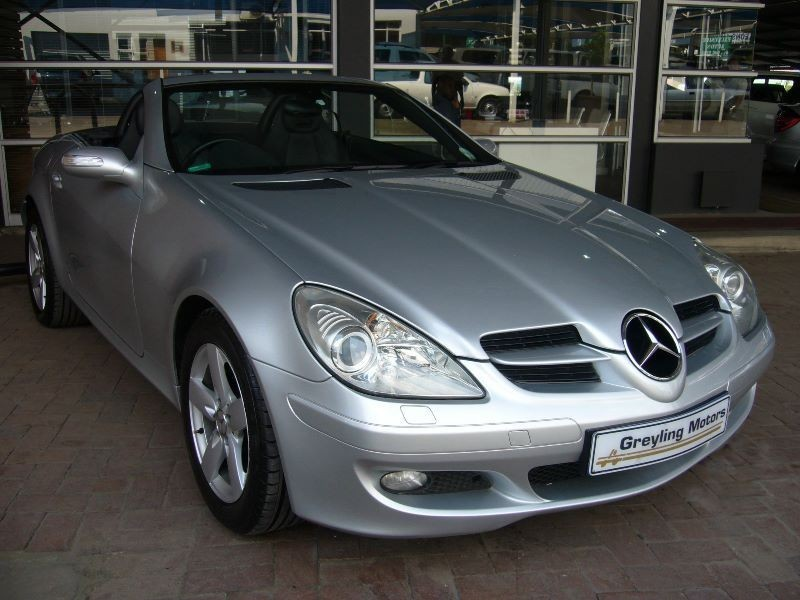 used mercedes benz slk class slk 200 kompressor for sale in gauteng id 1920504. Black Bedroom Furniture Sets. Home Design Ideas