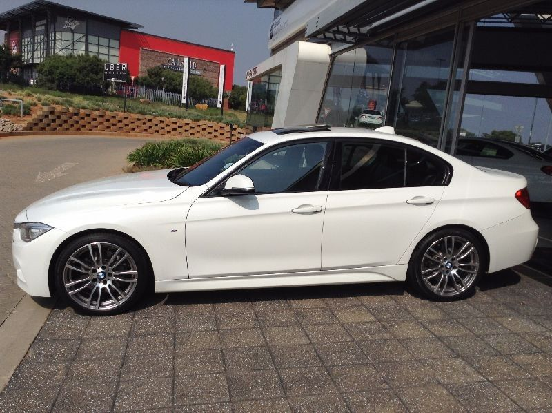 used bmw 3 series 335i m sport line a t f30 for sale in gauteng id 1920634. Black Bedroom Furniture Sets. Home Design Ideas