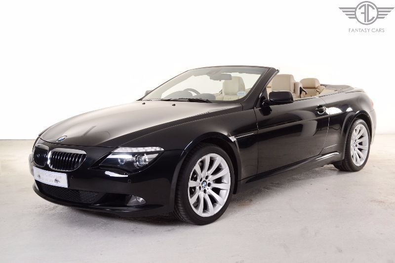 used bmw 6 series bmw 650i auto convertible for sale in. Black Bedroom Furniture Sets. Home Design Ideas