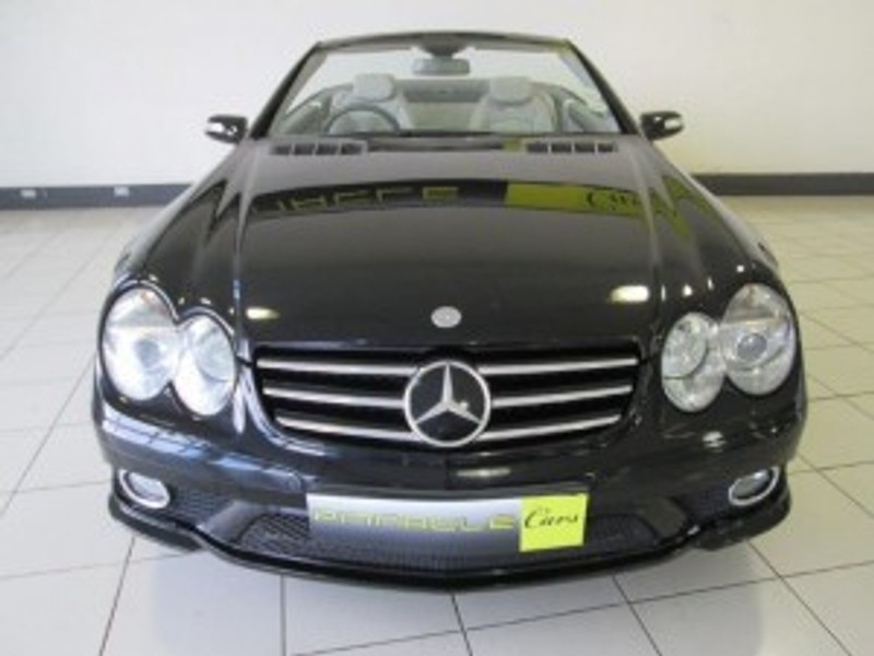 Used mercedes benz sl class sl55 amg for sale in gauteng for 2006 mercedes benz sl55 amg