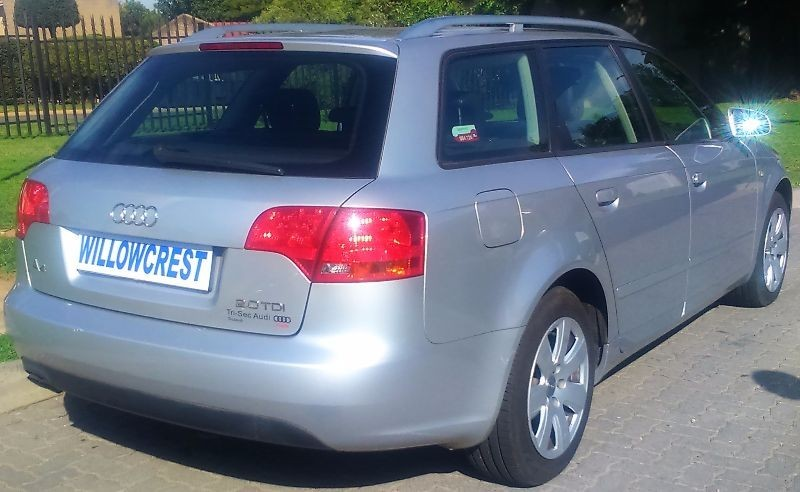 used audi a4 2 0 tdi avant b7 for sale in gauteng id 1921626. Black Bedroom Furniture Sets. Home Design Ideas
