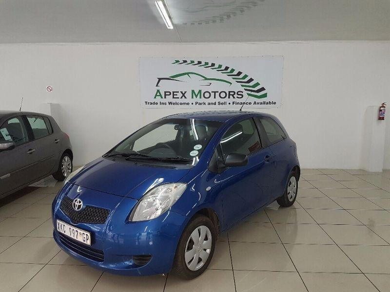 used toyota yaris t1 3dr a c for sale in gauteng id 1921903. Black Bedroom Furniture Sets. Home Design Ideas