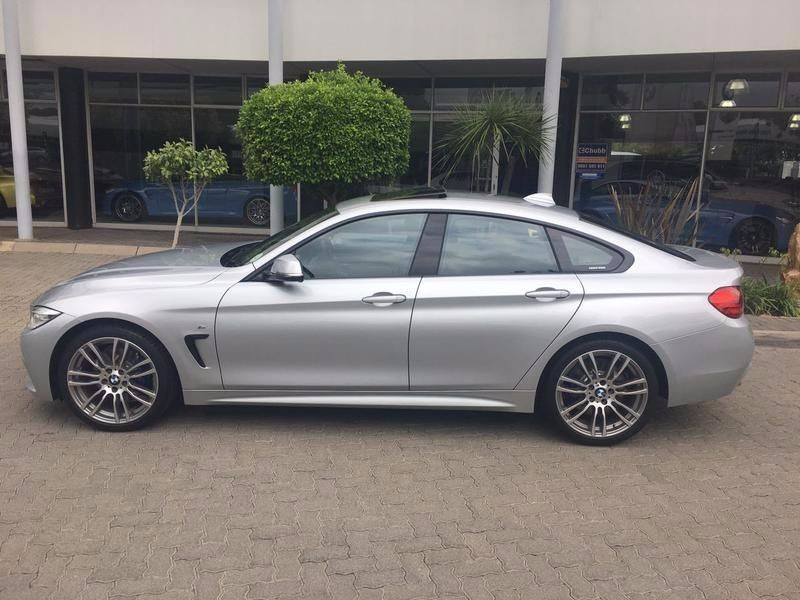 used bmw 4 series 420d gran coupe m sport auto for sale in gauteng id 1921938. Black Bedroom Furniture Sets. Home Design Ideas