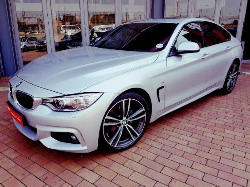 used bmw 4 series 420d gran coupe m sport auto for sale in gauteng id 1921976. Black Bedroom Furniture Sets. Home Design Ideas