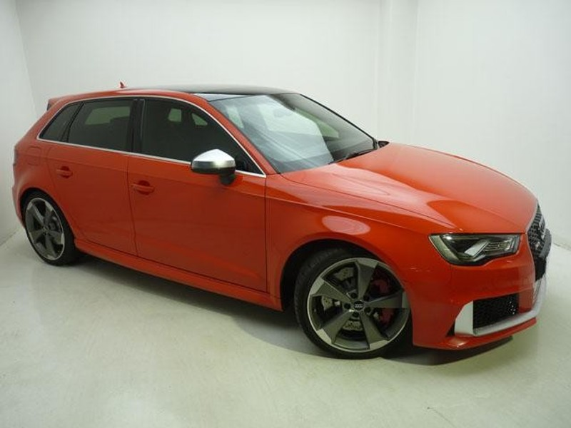 used audi rs3 sportback s tronic for sale in gauteng id 1922086. Black Bedroom Furniture Sets. Home Design Ideas