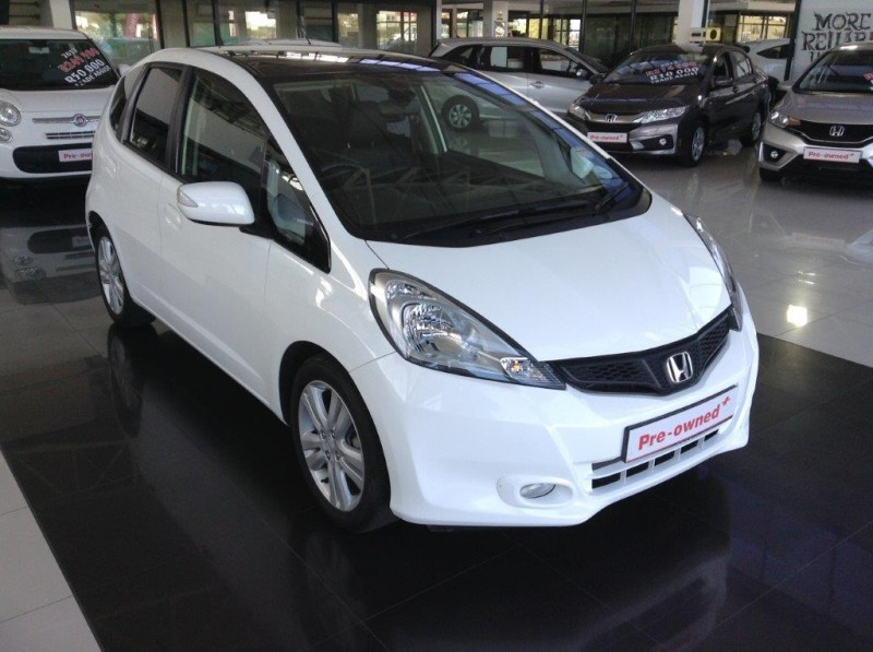 used honda jazz 1 5 executive a t for sale in western cape id 1922982. Black Bedroom Furniture Sets. Home Design Ideas