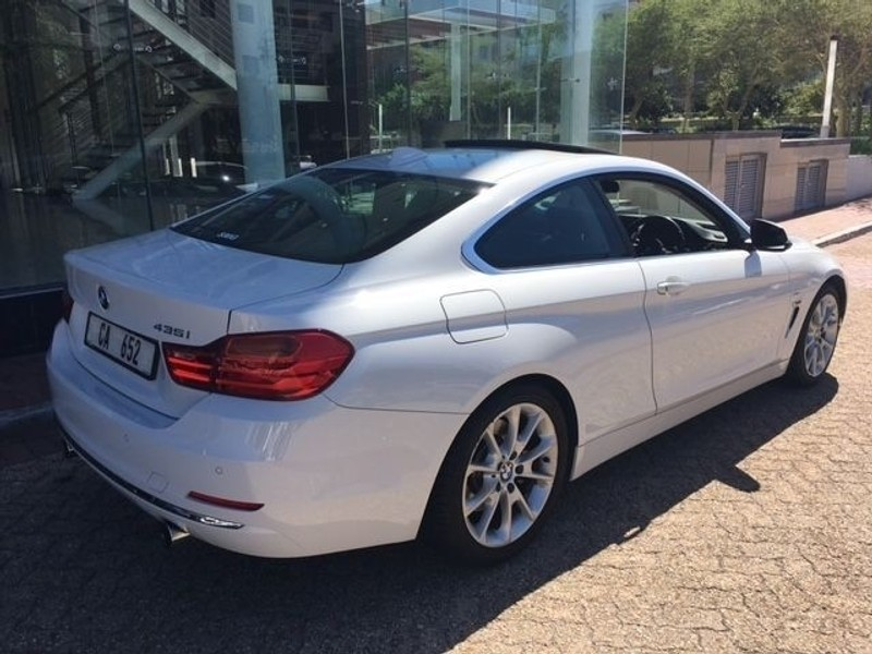 used bmw 4 series 435i coupe luxury line auto for sale in western cape id 1923056. Black Bedroom Furniture Sets. Home Design Ideas