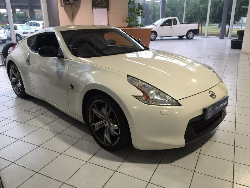 used nissan 370z 370z coupe a t nissan for sale in western cape cars. Black Bedroom Furniture Sets. Home Design Ideas