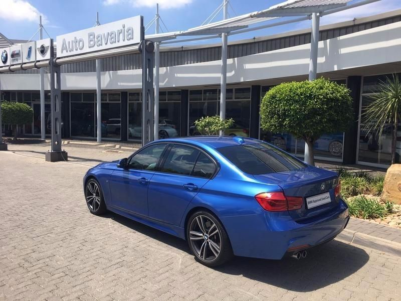 used bmw 3 series 330d m sport line a t f30 for sale in gauteng id 1923275. Black Bedroom Furniture Sets. Home Design Ideas