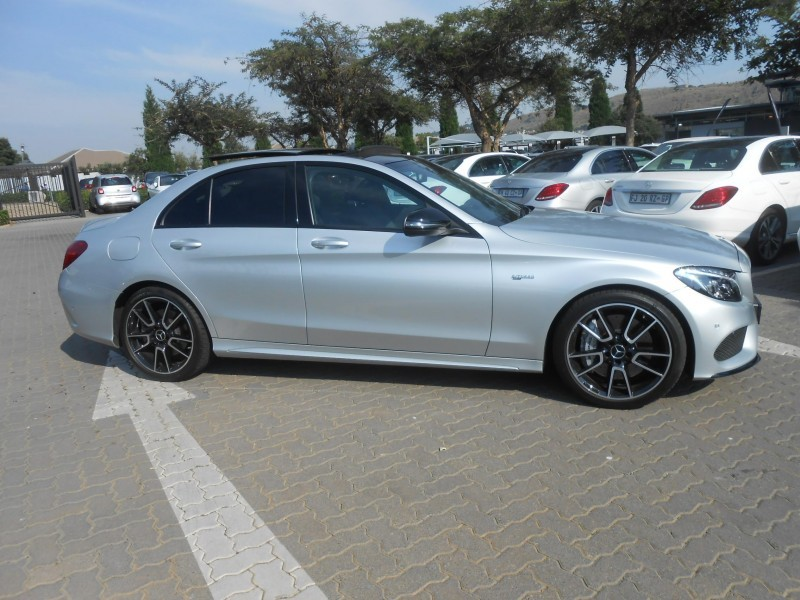 used mercedes benz c class amg c43 4matic for sale in gauteng id 1923398. Black Bedroom Furniture Sets. Home Design Ideas