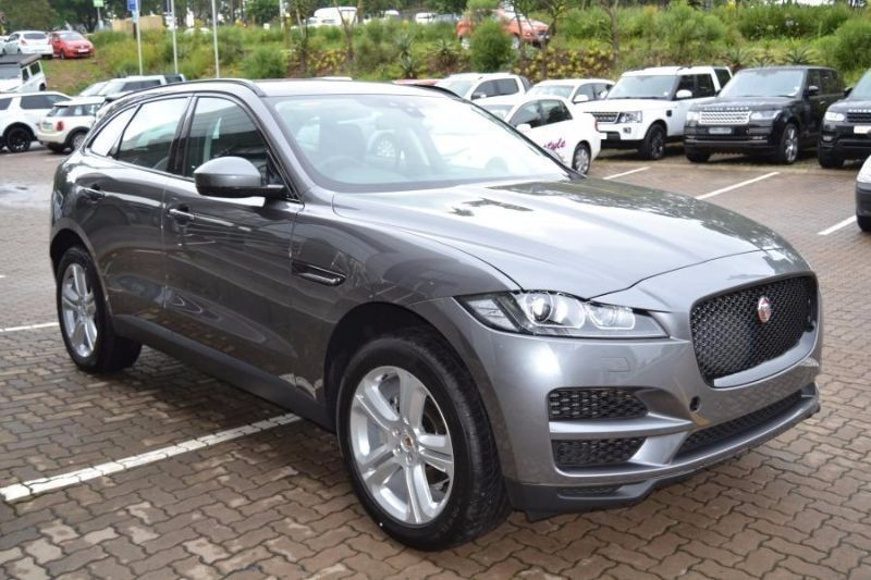 used jaguar f pace 2 0 i4d awd pure for sale in kwazulu natal id 1923612. Black Bedroom Furniture Sets. Home Design Ideas
