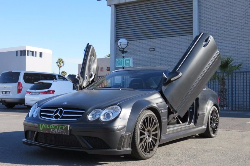 Used mercedes benz clk class clk 63 amg coupe for sale in for Mercedes benz clk 450