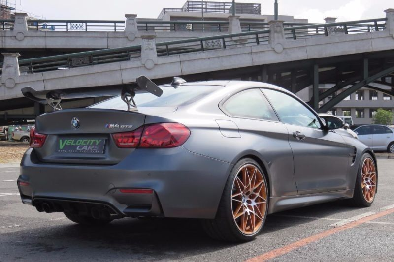 used bmw m4 gts for sale in western cape id 1923649. Black Bedroom Furniture Sets. Home Design Ideas