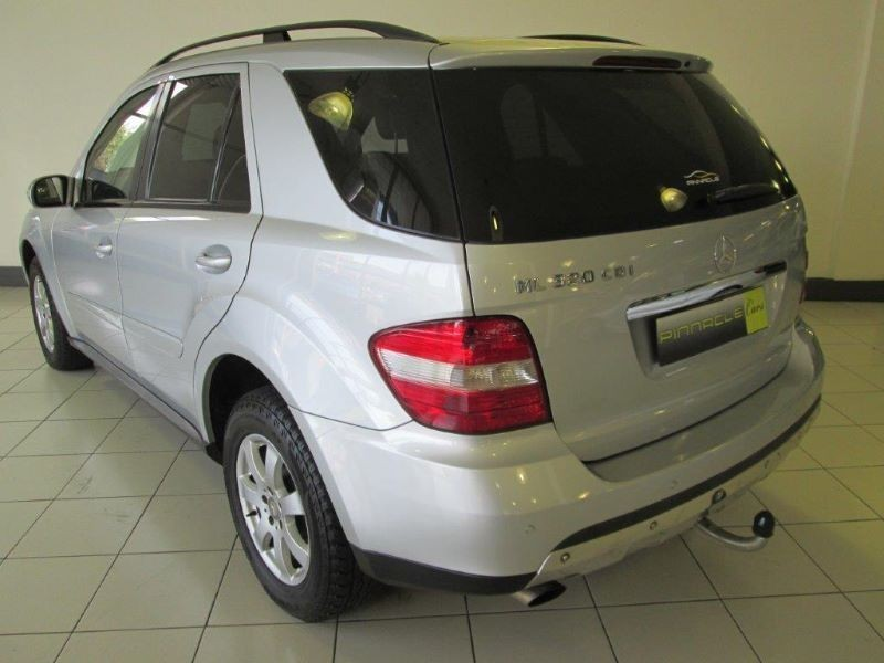 used mercedes benz m class ml 320 cdi auto 4matic for sale. Black Bedroom Furniture Sets. Home Design Ideas