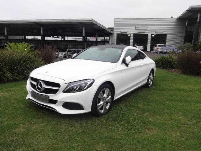 used mercedes benz c class c200 coupe auto for sale in kwazulu natal id 1923809. Black Bedroom Furniture Sets. Home Design Ideas