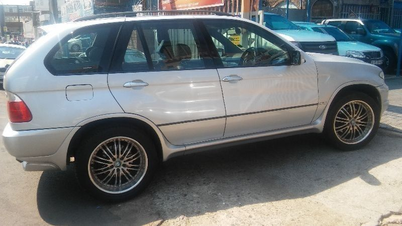 used bmw x5 for sale in gauteng id 1923867. Black Bedroom Furniture Sets. Home Design Ideas