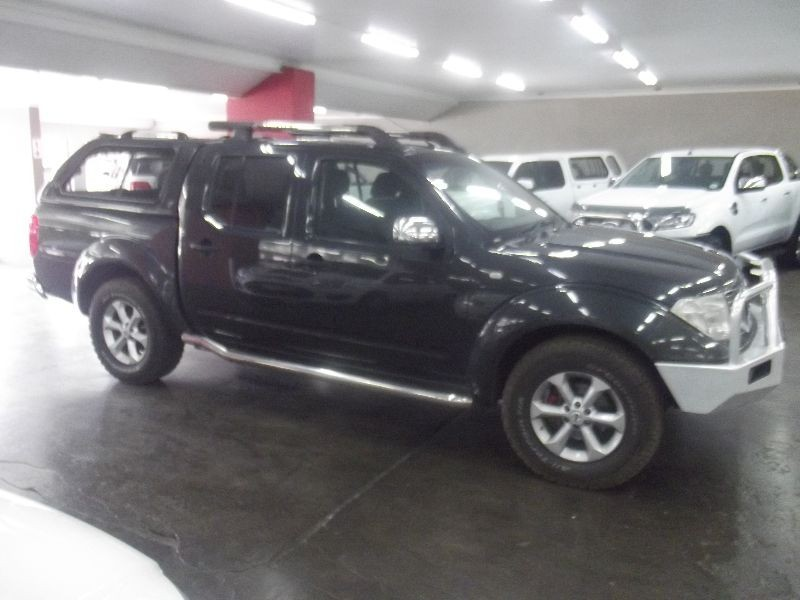 used nissan navara 4 0 v6 4x4 p u d c for sale in northern cape id 1923877. Black Bedroom Furniture Sets. Home Design Ideas