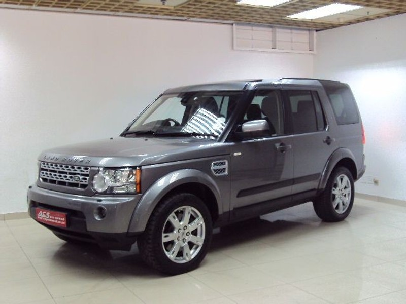 used land rover discovery 4 3 0 tdv6 se auto 7 seater fully loaded 129000kms for sale in gauteng. Black Bedroom Furniture Sets. Home Design Ideas