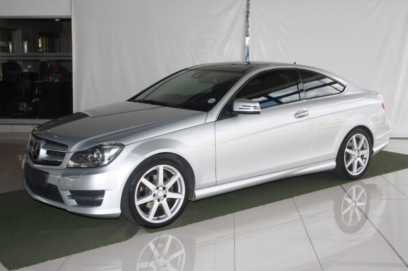 Used mercedes benz c class c180 be coupe a t for sale in for Used mercedes benz c class coupe for sale