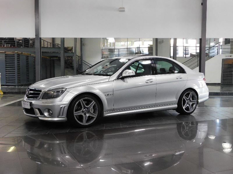 used mercedes benz c class c63 amg for sale in gauteng id 1924072. Black Bedroom Furniture Sets. Home Design Ideas