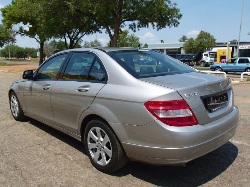 Used mercedes benz c class c 180 classic a t for sale in for 2008 mercedes benz c class for sale