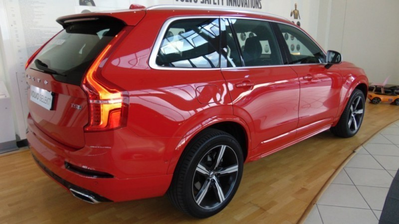 used volvo xc90 t5 r design low km for sale in gauteng. Black Bedroom Furniture Sets. Home Design Ideas