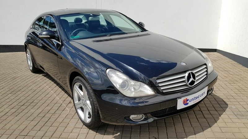Used mercedes benz cls class cls 350 for sale in gauteng for 2008 mercedes benz cls class