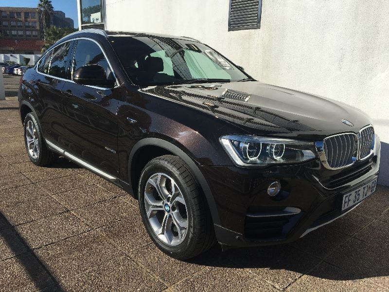 used bmw x4 xdrive20i xline for sale in gauteng id 1925106. Black Bedroom Furniture Sets. Home Design Ideas