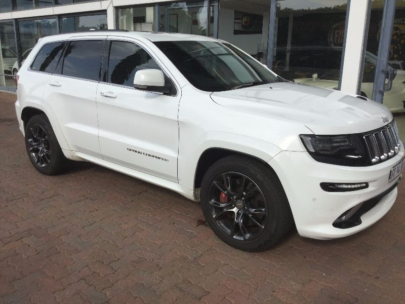 used jeep grand cherokee 6 4 srt for sale in gauteng id 1925112. Black Bedroom Furniture Sets. Home Design Ideas