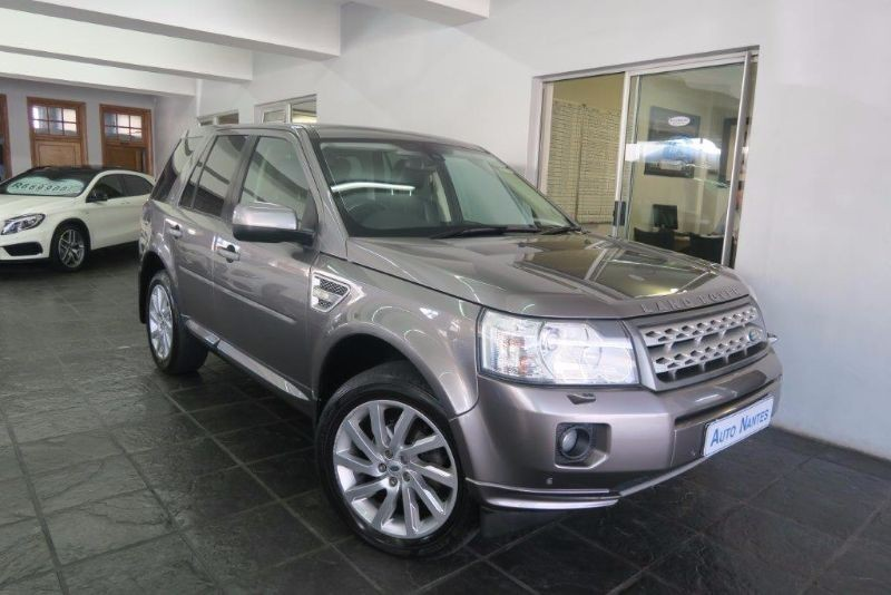 used land rover freelander ii 2 2 sd4 hse a t for sale in western cape id 1925198. Black Bedroom Furniture Sets. Home Design Ideas