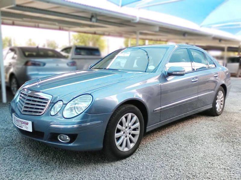 Used mercedes benz e class e 320 cdi for sale in north for Mercedes benz 320 cdi for sale
