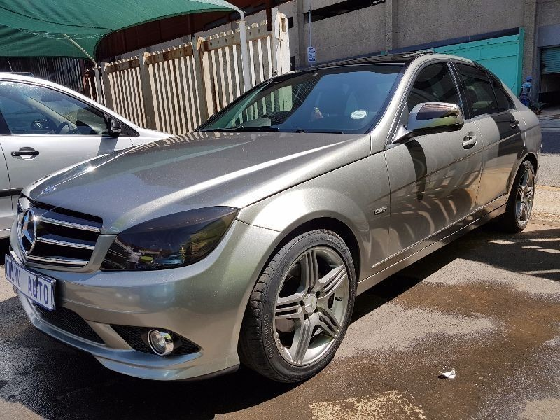 Used mercedes benz c class c 180 avantgarde for sale in for 2008 mercedes benz c300 for sale