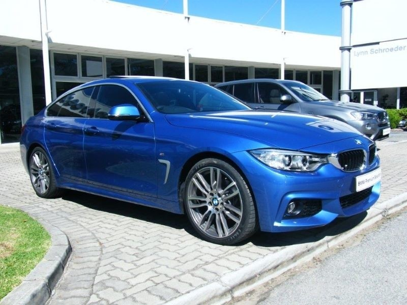 used bmw 4 series 428i gran coupe m sport auto for sale in western cape id 1925471. Black Bedroom Furniture Sets. Home Design Ideas