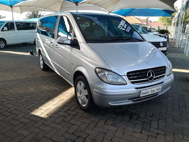 used mercedes benz viano 3 0 cdi v6 ambiente for sale in gauteng id 1925654. Black Bedroom Furniture Sets. Home Design Ideas