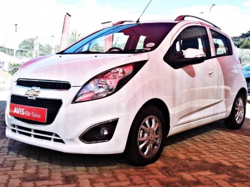 used chevrolet spark 1 2 ls 5dr for sale in gauteng cars. Black Bedroom Furniture Sets. Home Design Ideas