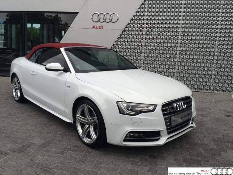 used audi s5 cab 3 0 tfsi quatt strnic for sale in western. Black Bedroom Furniture Sets. Home Design Ideas
