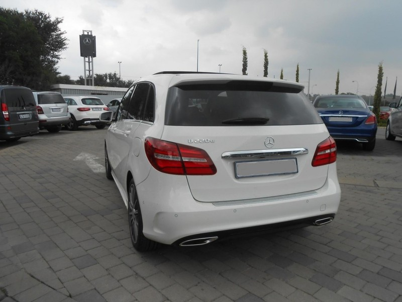 used mercedes benz b class b 200 cdi amg auto for sale in