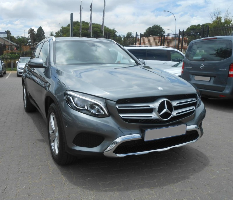 Used Mercedes-Benz GLC 220d For Sale In Gauteng