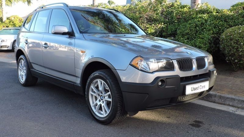 used bmw x3 a t for sale in western cape id 1927263. Black Bedroom Furniture Sets. Home Design Ideas