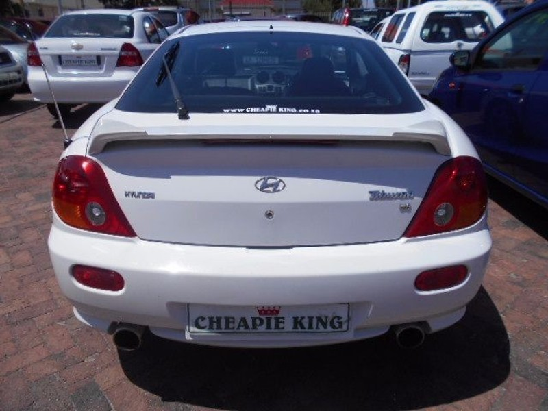 used hyundai tiburon 2 7 v6 for sale in western cape id 1927507. Black Bedroom Furniture Sets. Home Design Ideas