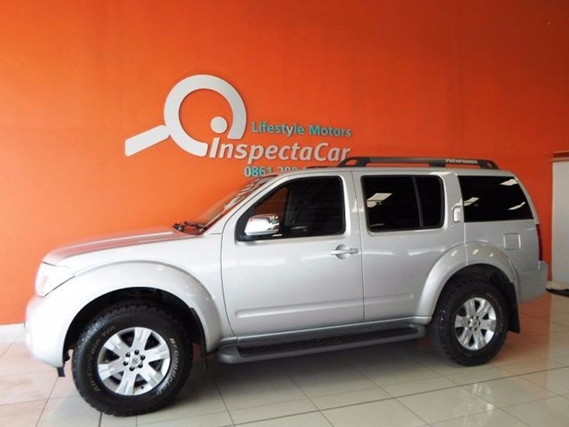 used nissan pathfinder 2 5 dci 4x4 le a t 7 seater suv for sale in gauteng id. Black Bedroom Furniture Sets. Home Design Ideas