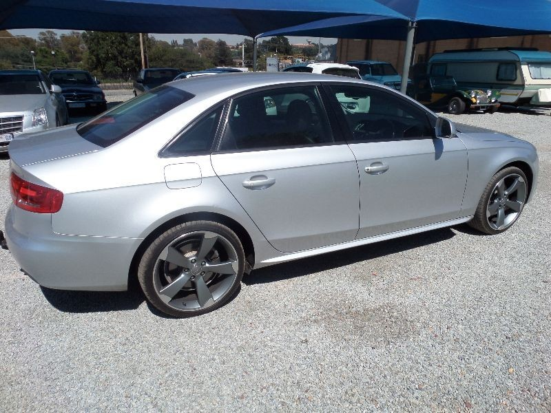 used audi a4 2 0 tdi attraction b8 for sale in gauteng id 1927803. Black Bedroom Furniture Sets. Home Design Ideas