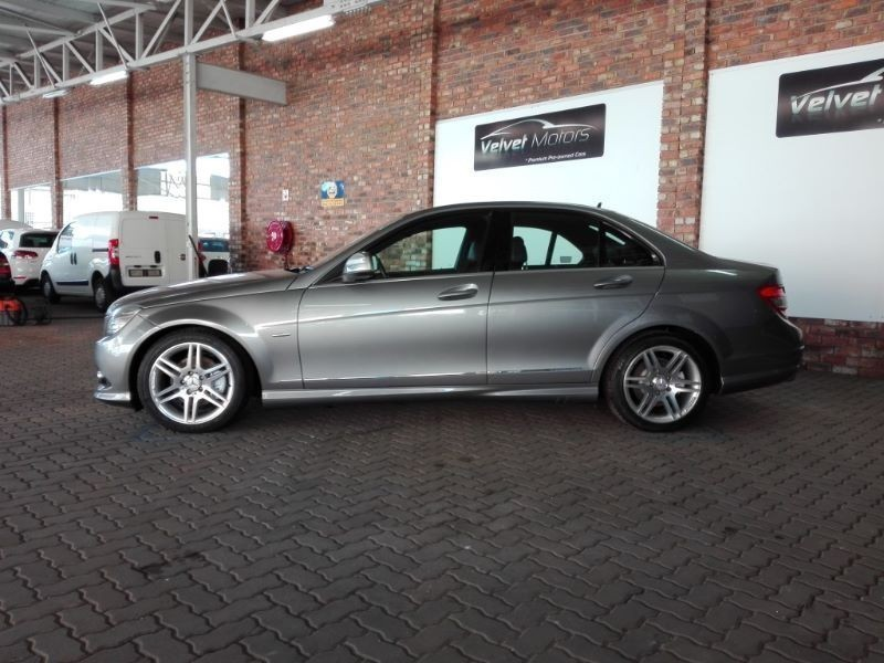 Used mercedes benz c class c 180k sport for sale in for Mercedes benz c class 2008 for sale