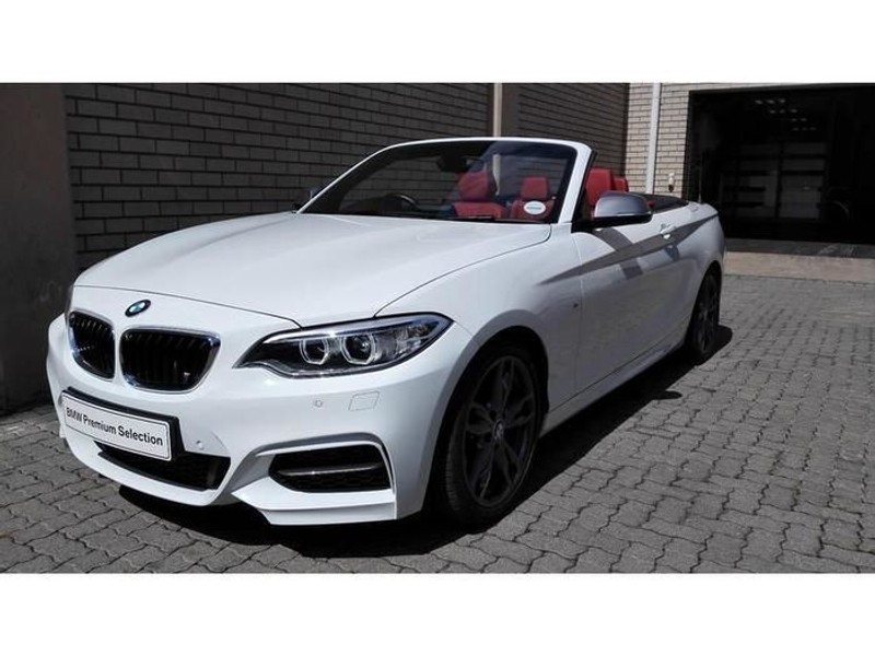 used bmw m2 m235 convertible auto f23 for sale in gauteng id 1927931. Black Bedroom Furniture Sets. Home Design Ideas